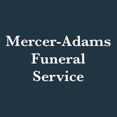 Mercer-Adams Funeral Service