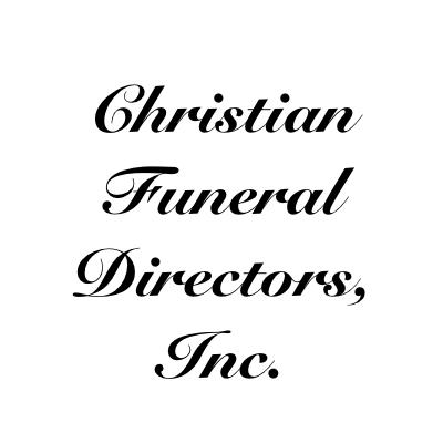 Christian Funeral Directors, Inc.
