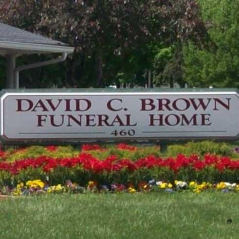 David C. Brown Funeral Home
